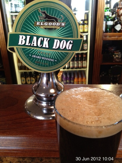 Elgood's - Black Dog