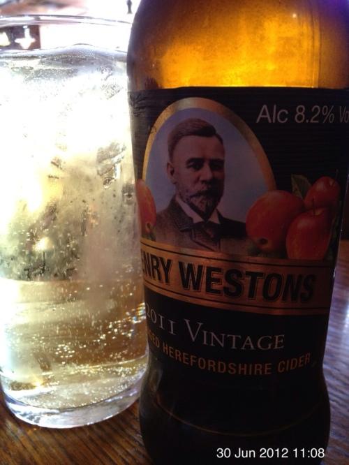 Westons - 2011 Reserve