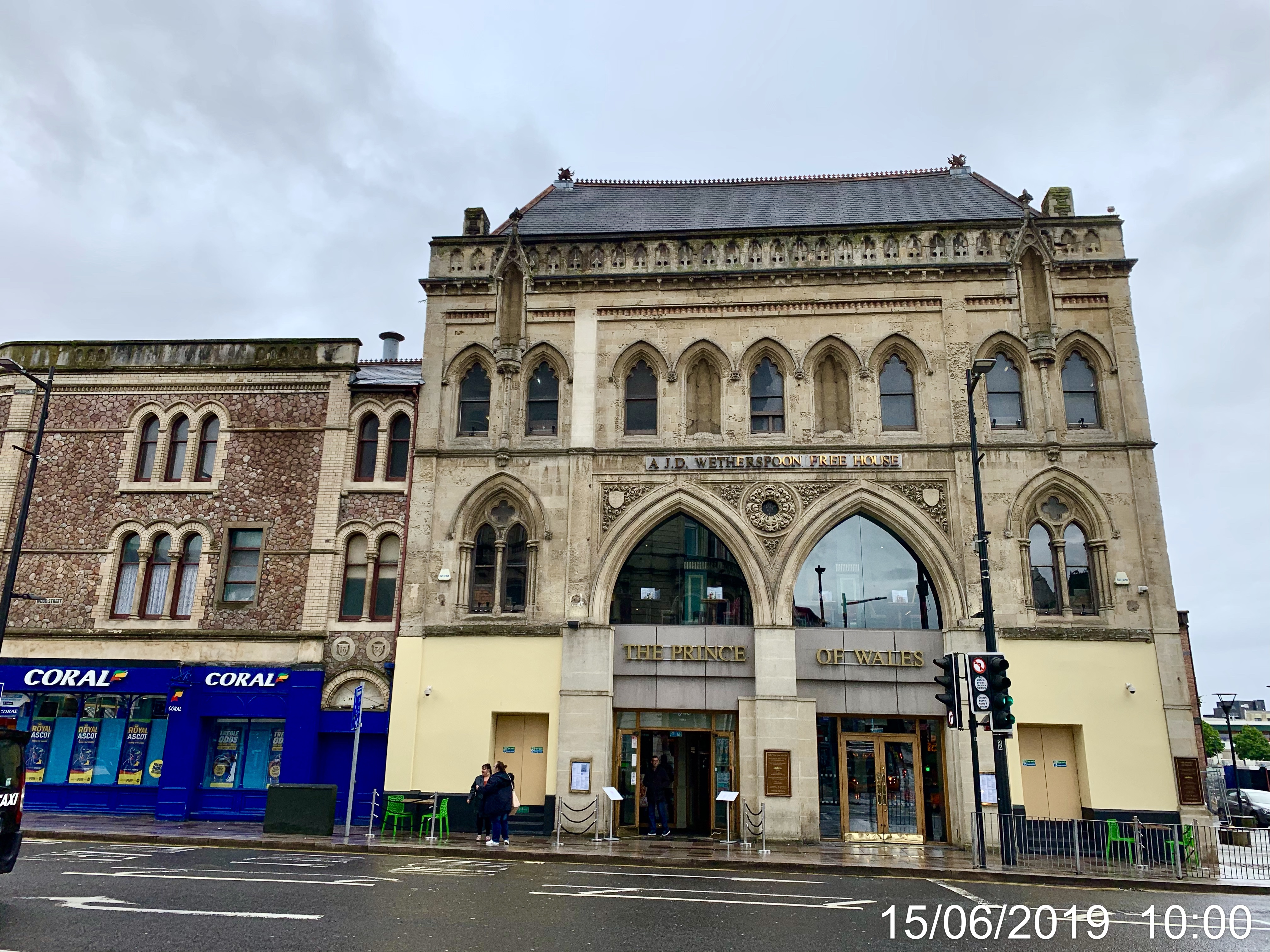 The Prince of Wales - Cardiff