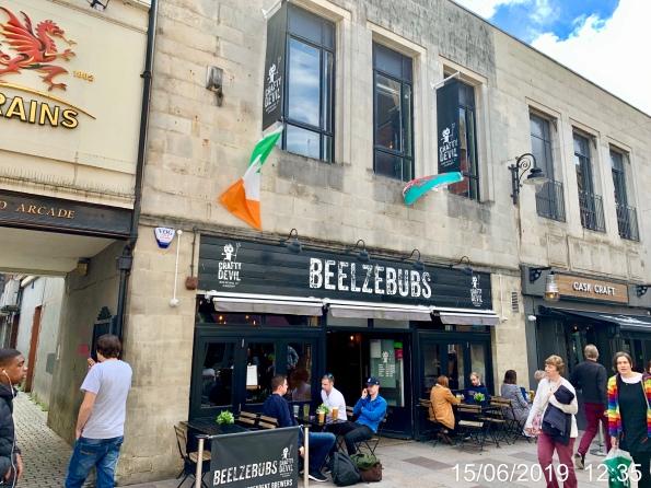 Beelzebubs - Cardiff