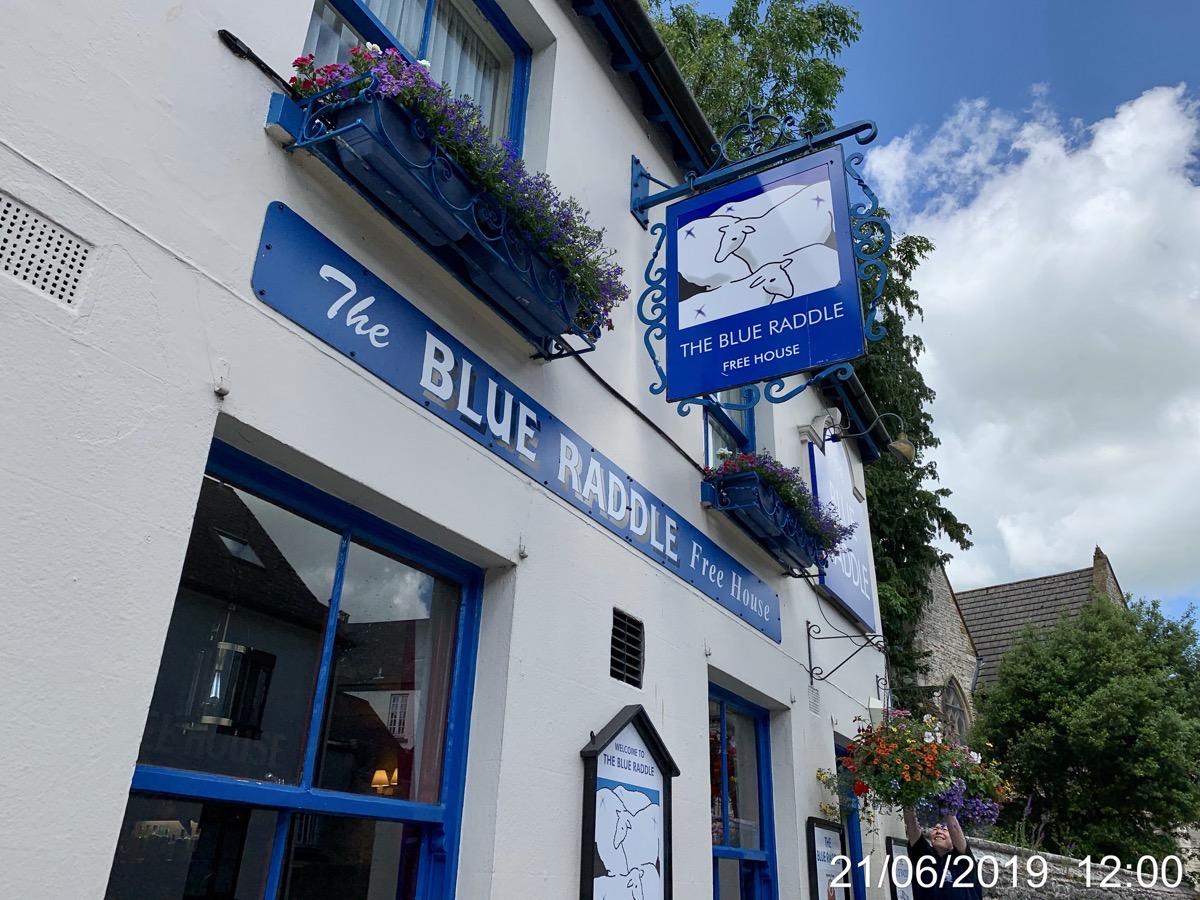 The Blue Raddle - Dorchester